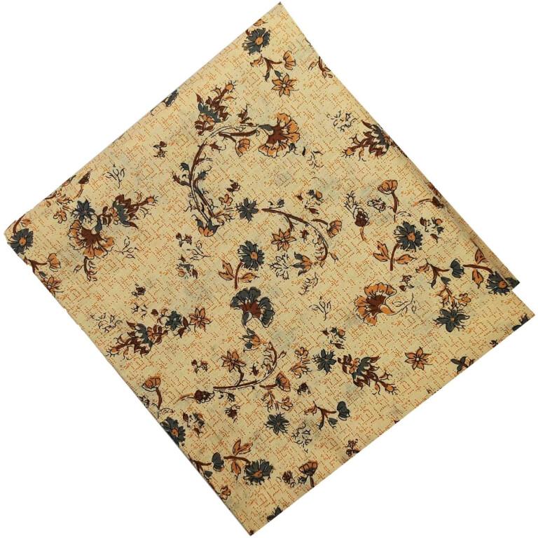 Fawn Print Pure Cotton Fabric PC569