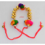 Ghungru Gana Wrist Band for Ladies Sangeet GN016