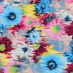 Multicolour Print Stretchable Hosiery Fabric HF038 (Width 72″)