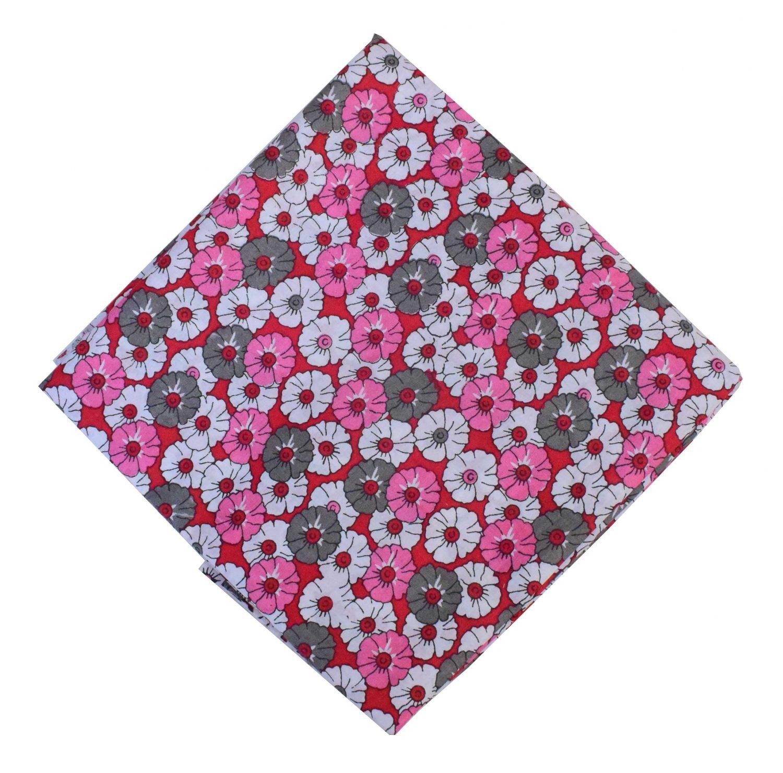 Floral Print Pure Cotton Fabric PC587 1