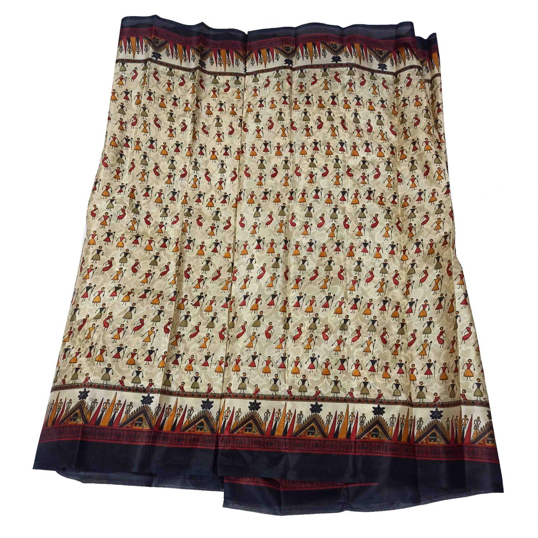 Pure Murshidabad Silk Saree MSS01 1