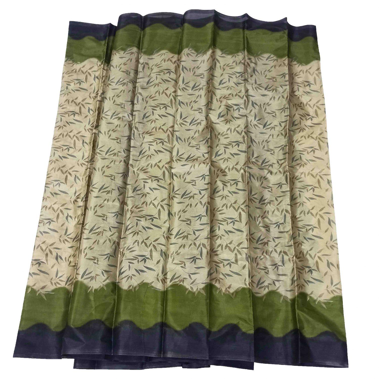 Murshidabad Pure Silk Saree MSS04 1