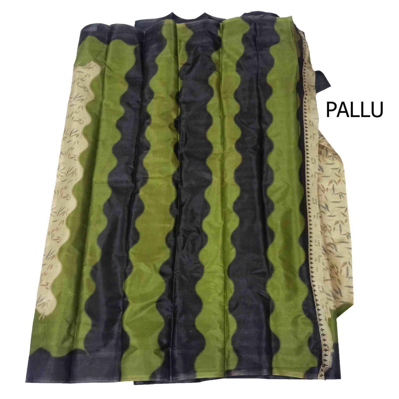 Murshidabad Pure Silk Saree MSS04 2