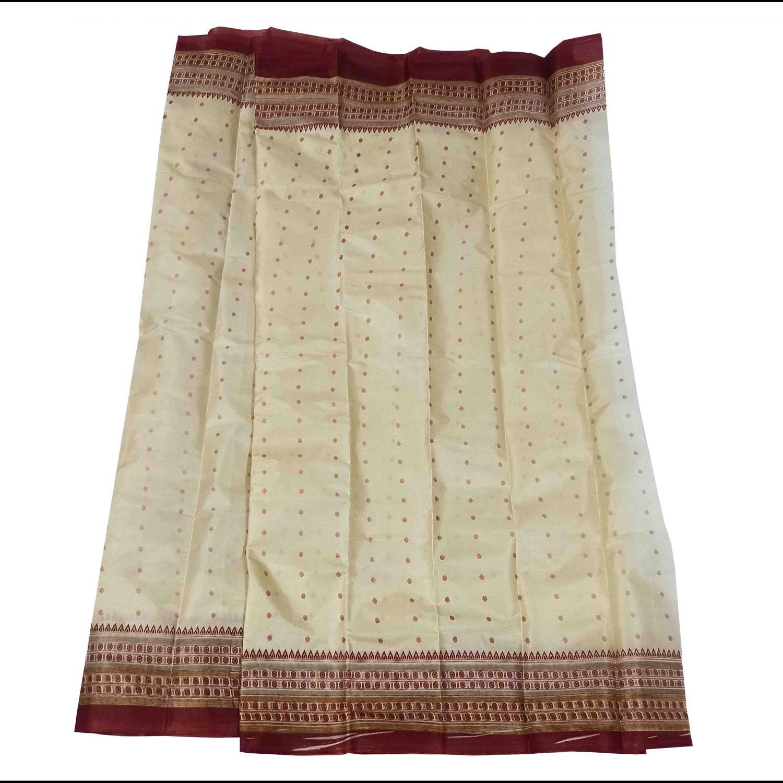Murshidabad Silk Saree MSS07 2