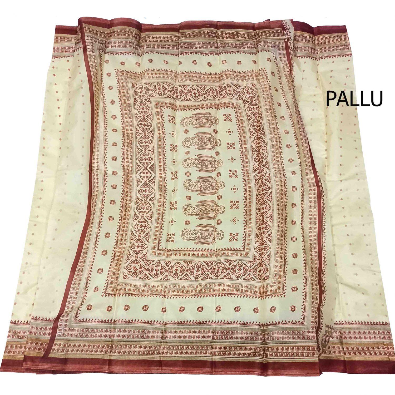 Murshidabad Silk Saree MSS07 1
