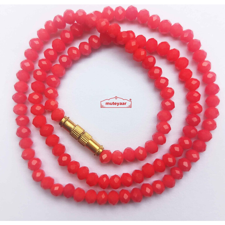 CRYSTAL CHAIN RED 1