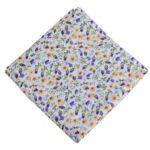 Multicolor Printed Pure Cotton Fabric PC617