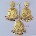 Golden Punjabi Tikka Set J0635