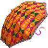 Decorative Phulkari Umbrella UMB09